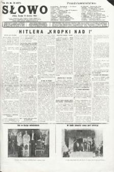 Słowo. 1936, nr70