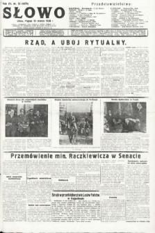 Słowo. 1936, nr72
