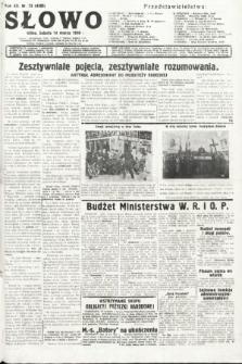 Słowo. 1936, nr73