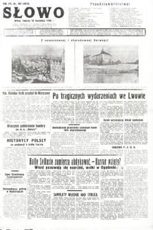 Słowo. 1936, nr106