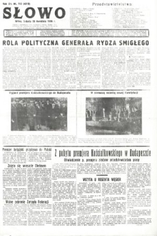 Słowo. 1936, nr113