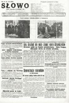 Słowo. 1936, nr118