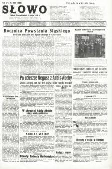 Słowo. 1936, nr122