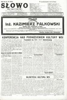Słowo. 1936, nr147