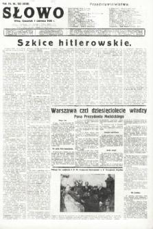 Słowo. 1936, nr152