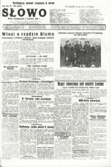 Słowo. 1936, nr156