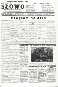 Słowo. 1936, nr163