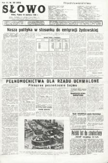 Słowo. 1936, nr167