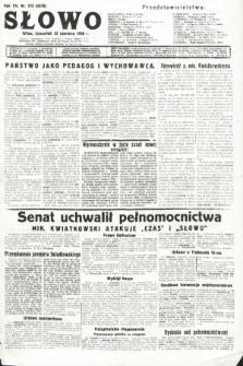 Słowo. 1936, nr173