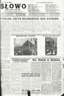 Słowo. 1936, nr179