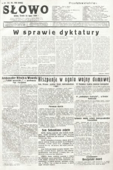 Słowo. 1936, nr199