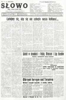 Słowo. 1936, nr206