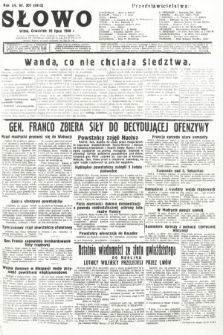 Słowo. 1936, nr207
