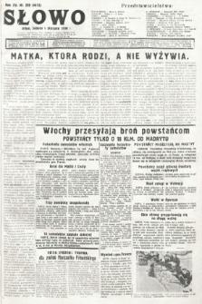 Słowo. 1936, nr209