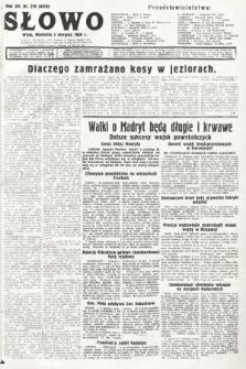 Słowo. 1936, nr210