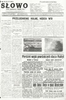 Słowo. 1936, nr211