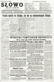 Słowo. 1936, nr215