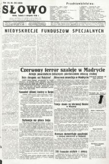 Słowo. 1936, nr216