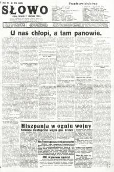 Słowo. 1936, nr219