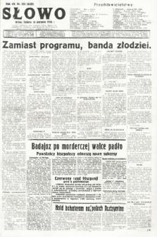 Słowo. 1936, nr223
