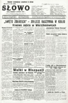 Słowo. 1936, nr224