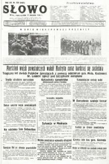 Słowo. 1936, nr225