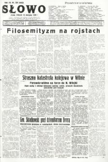Słowo. 1936, nr226