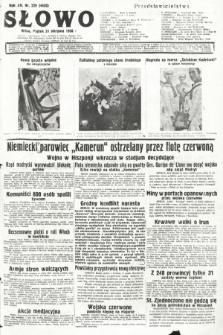 Słowo. 1936, nr229