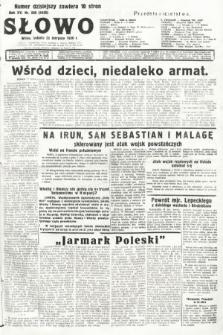Słowo. 1936, nr230