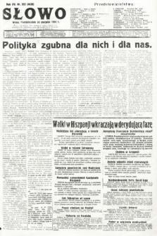 Słowo. 1936, nr232