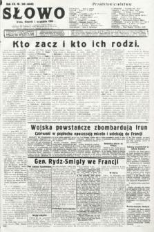Słowo. 1936, nr240