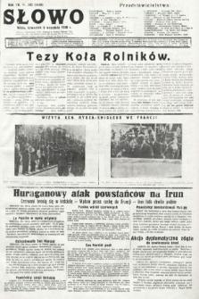 Słowo. 1936, nr242
