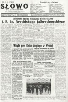 Słowo. 1936, nr247