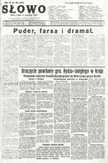 Słowo. 1936, nr249