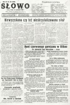 Słowo. 1936, nr254