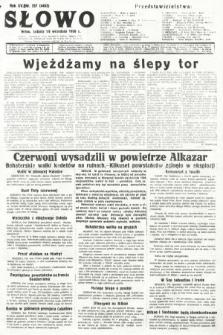 Słowo. 1936, nr257