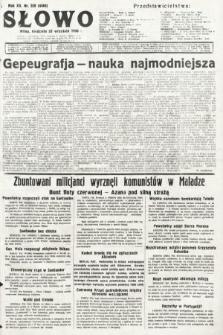 Słowo. 1936, nr258