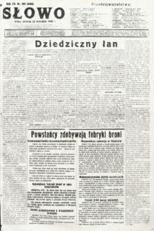 Słowo. 1936, nr260