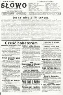Słowo. 1936, nr261