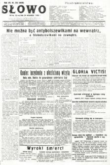 Słowo. 1936, nr262