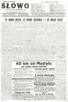 Słowo. 1936, nr269