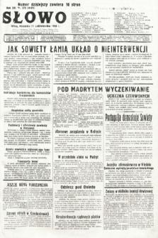 Słowo. 1936, nr279