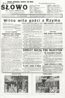Słowo. 1936, nr295