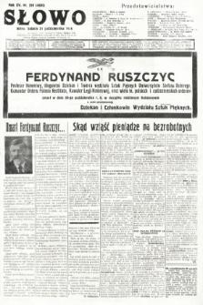 Słowo. 1936, nr299