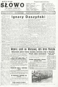 Słowo. 1936, nr300