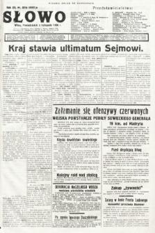 Słowo. 1936, nr301