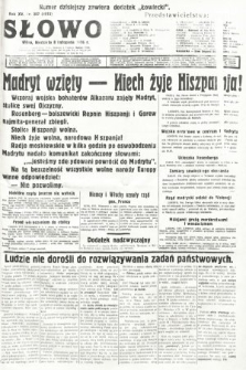 Słowo. 1936, nr307