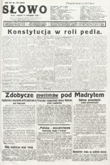 Słowo. 1936, nr316