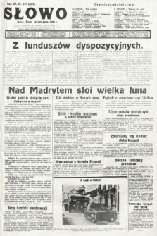 Słowo. 1936, nr317