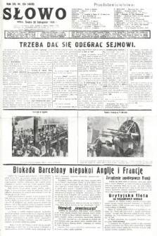 Słowo. 1936, nr324